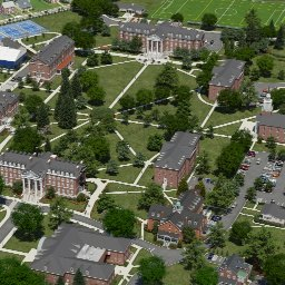 hood college campus map Hood College hood college campus map